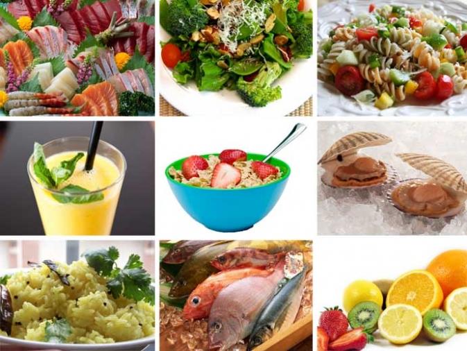 comidas hacer para bajar de peso