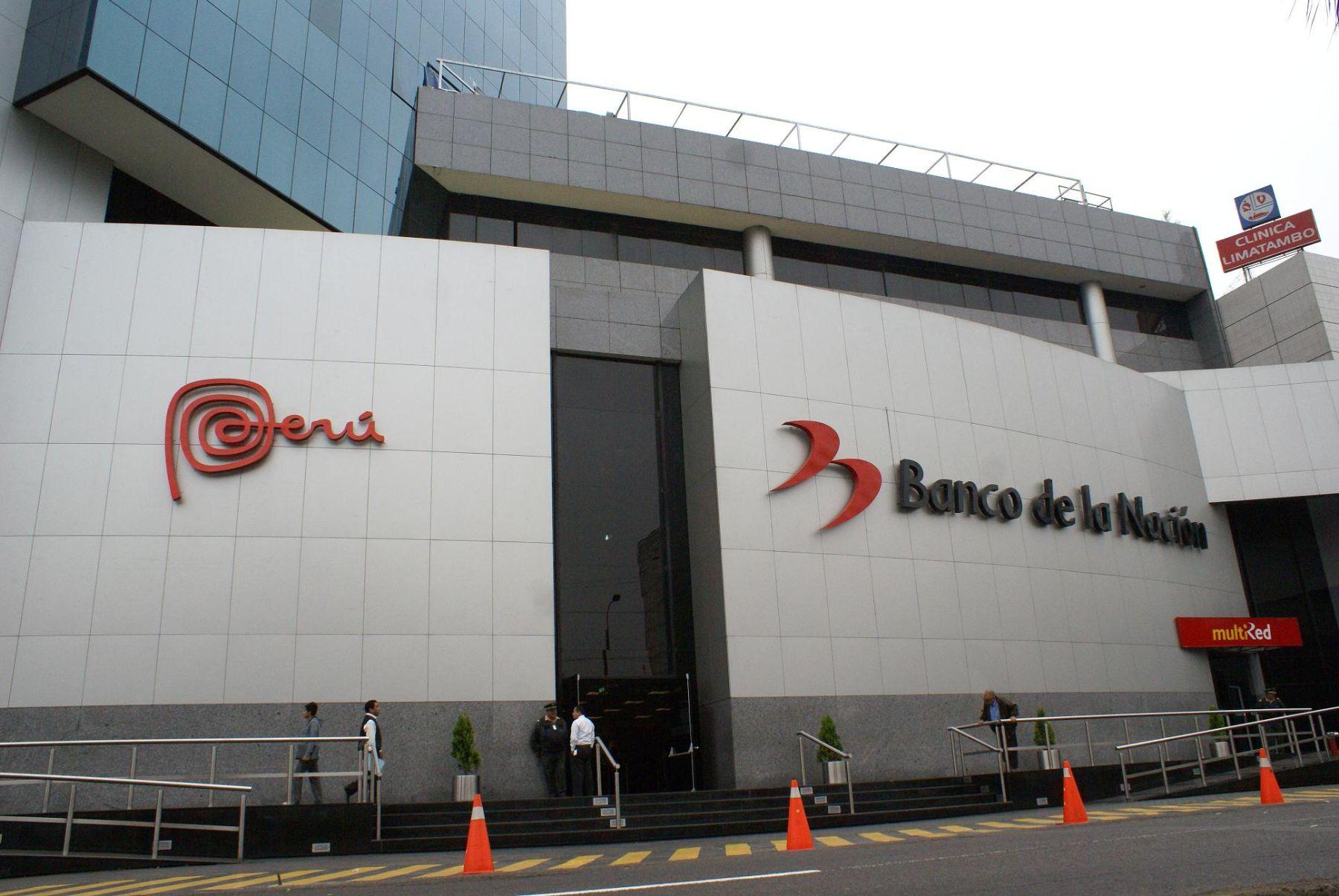 Banco de la naci n continuar atendiendo a trav s de sus for Oficinas y cajeros