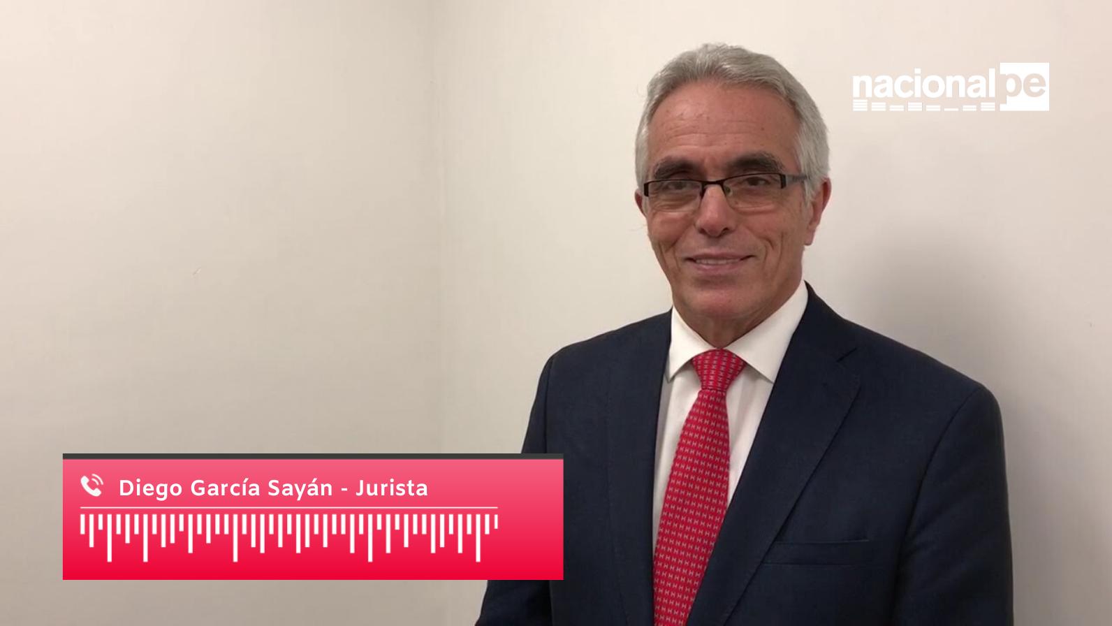 """García Sayán: """"Acciones contra Domingo Pérez tienen el color y contenido de una censura"""" - Radio Nacional del Perú"""