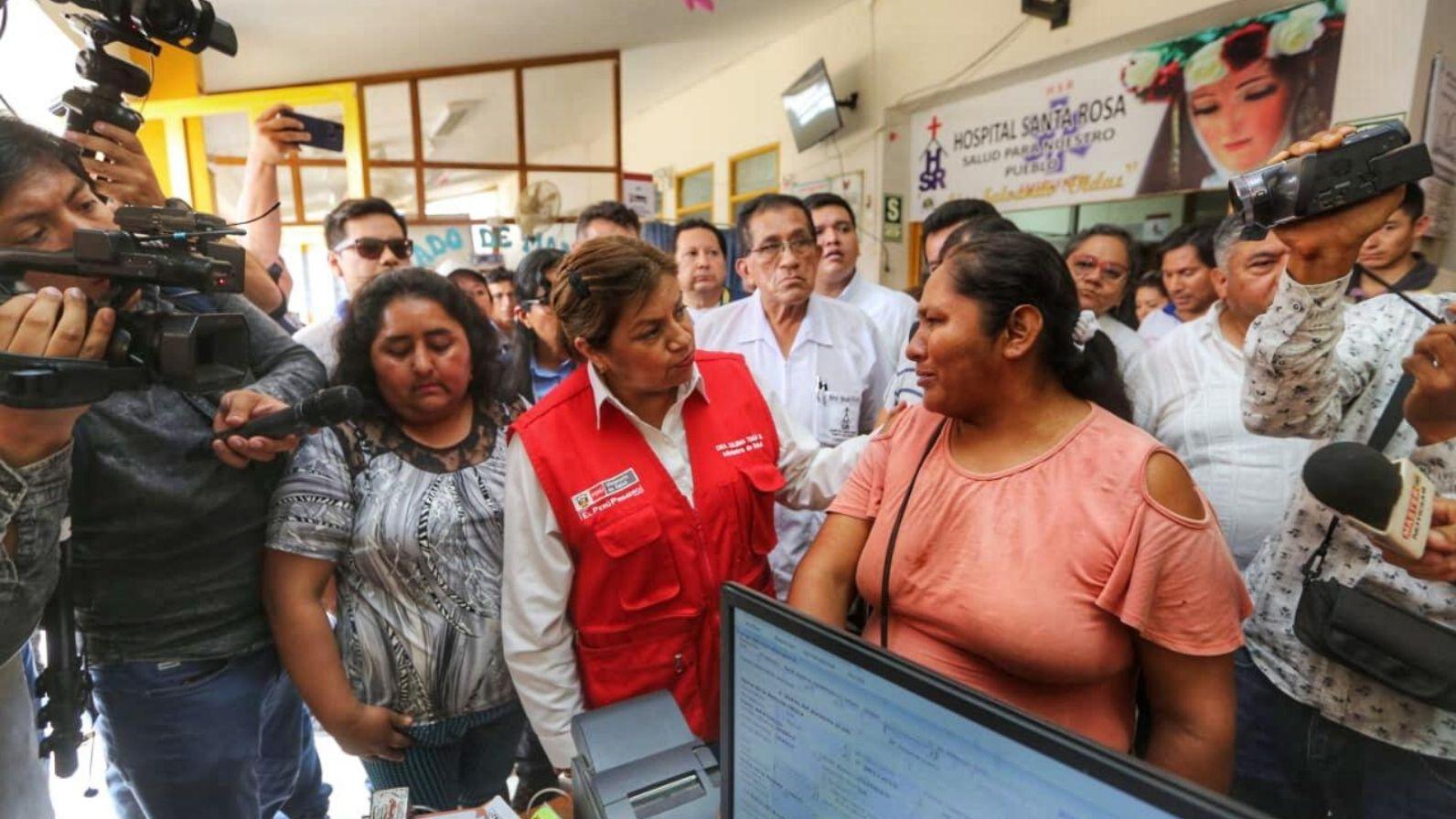 Minsa gestiona futura construcción del nuevo hospital Santa Rosa de Madre de Dios - Radio Nacional del Perú