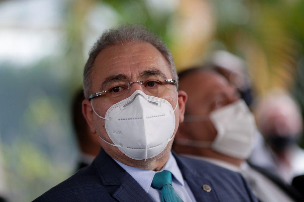 Cardiólogo Marcelo Queiroga juró como nuevo ministro de Salud de Brasil |  Nacional