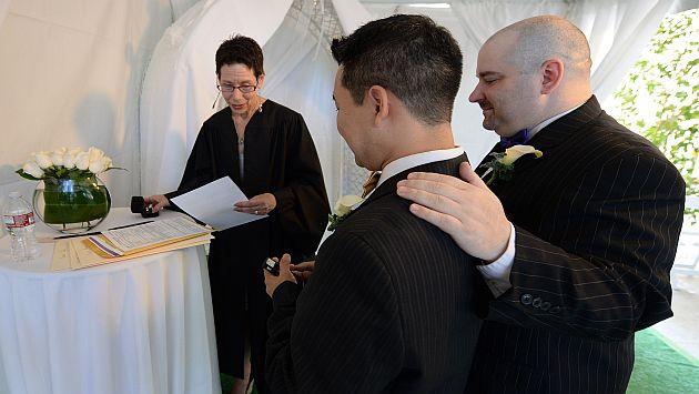 Matrimonio Gay Biblia : Corte suprema de ee uu reconoce legalidad del matrimonio