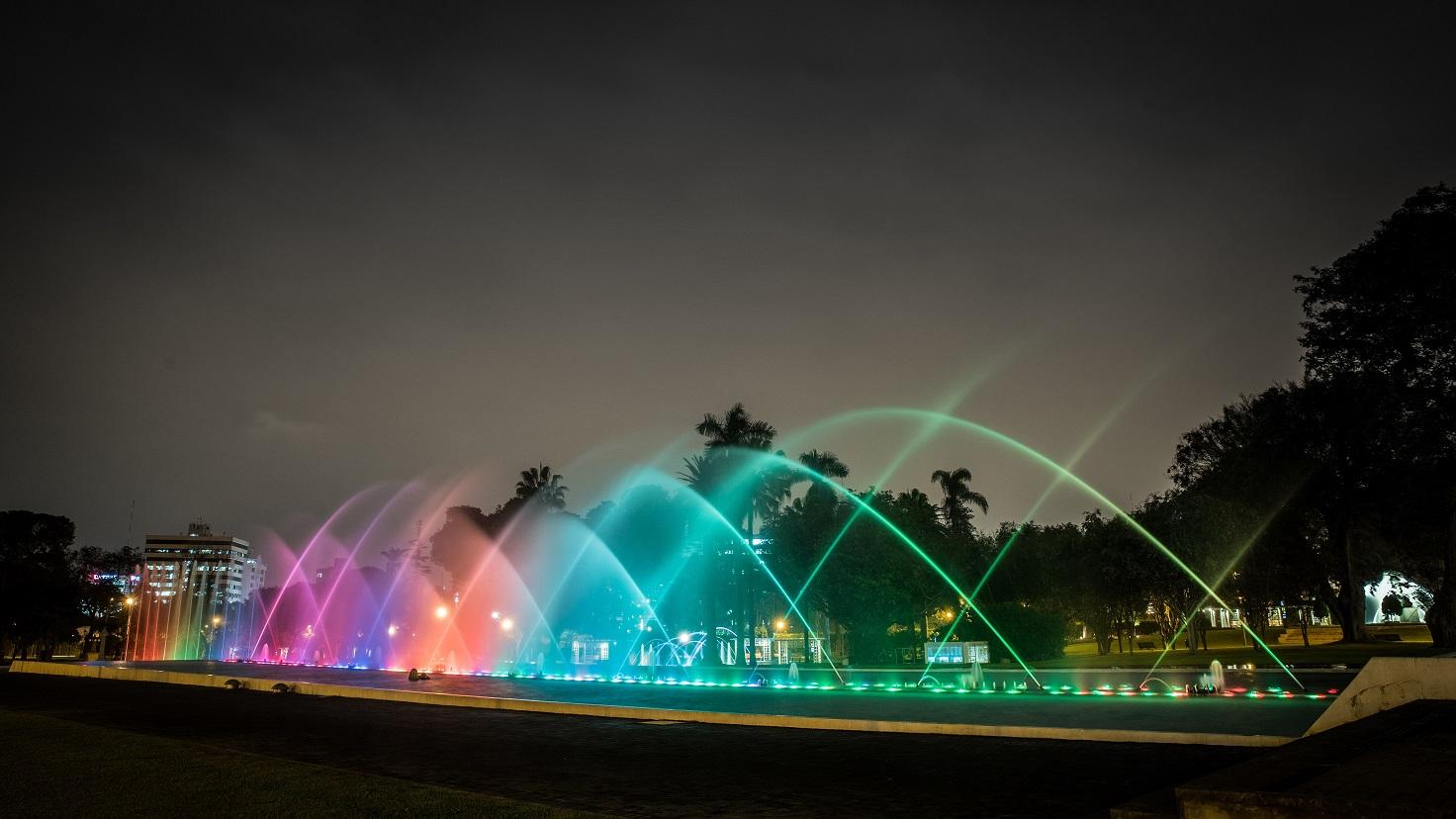 Circuito Magico Del Agua : Circuito mágico del agua realiza hoy el certamen quot festi