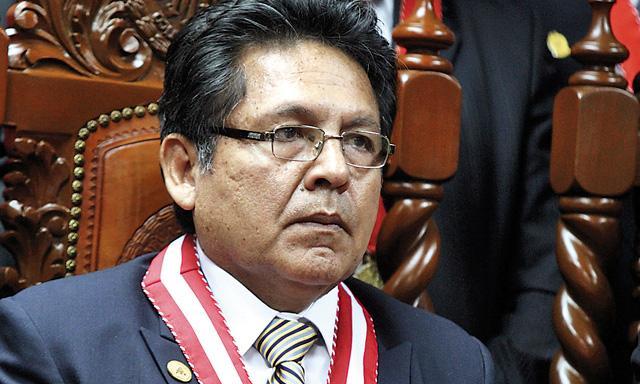 CNM destituye a <b>Carlos Ramos</b> Heredia del cargo de fiscal de la Nación <b>...</b> - imagen-carlosramosheredia