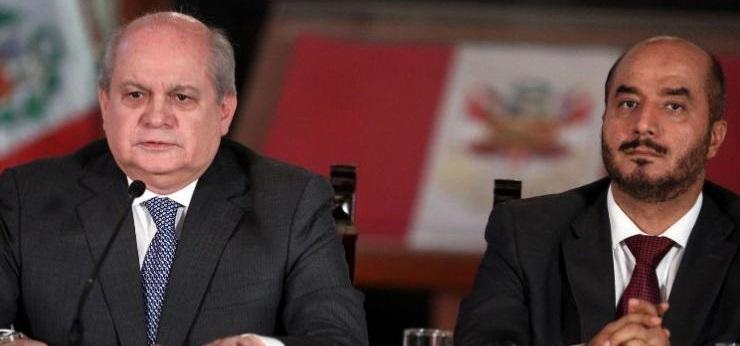 Congreso pleno debate hoy moci n de censura contra jefe for Declaraciones del ministro del interior hoy