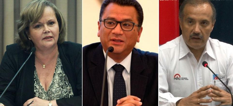 Ucayali gobierno pide cese de protestas para instalar for Carles mesa radio nacional