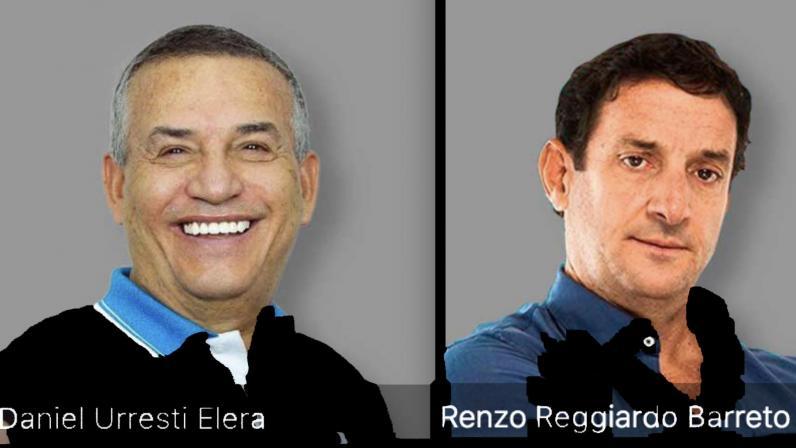 Renzo Reggiardo plantea debatir solo con Ricardo Belmont en Barrios Altos