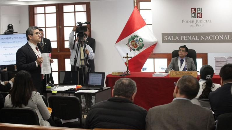 Pido al juez que se respete la presunción de inocencia — Keiko Fujimori