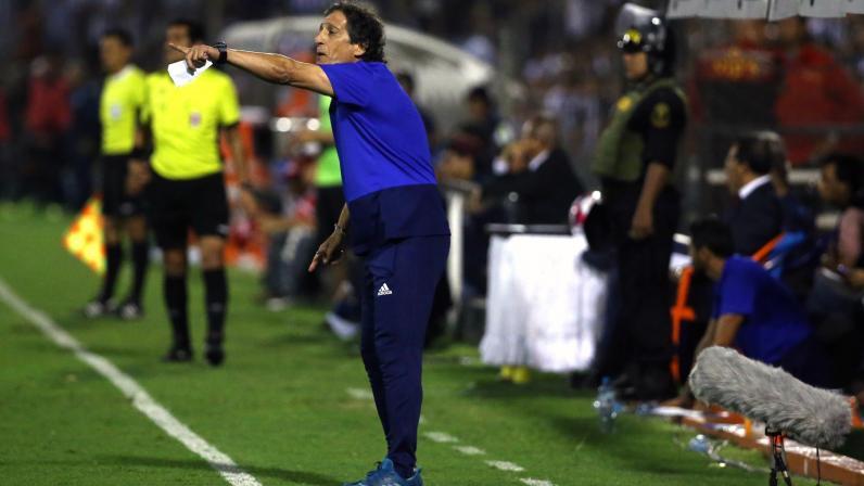 Récord y consagración en Sporting Cristal — Herrera