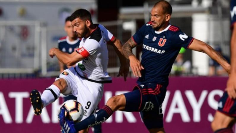 La U queda fuera de la Libertadores tras empatar en el Nacional