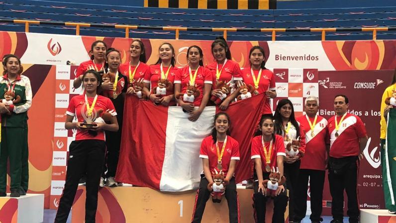 Cuencana gana oro en los Juegos Sudamericanos Escolares