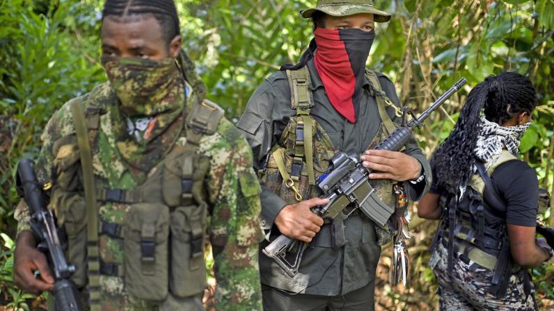 Colombia: ELN anuncia cese al fuego unilateral durante Semana Santa