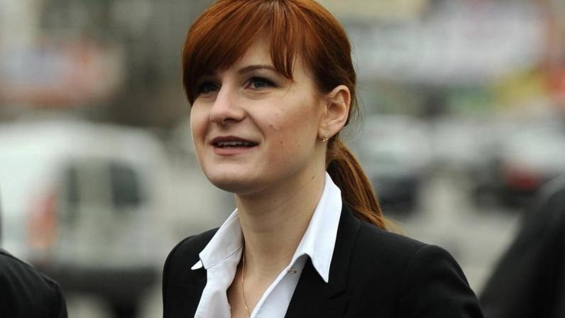 Agente rusa admite su culpabilidad — Espionaje