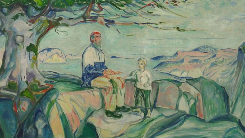 Desaparecen seis obras de Munch de museo noruego