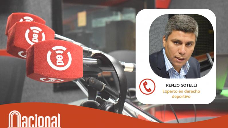 Detienen al presidente de la Federación Peruana de Fútbol