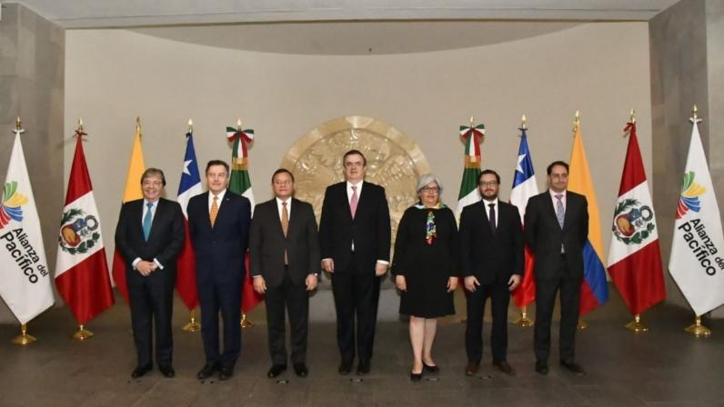 Consejo de ministros de la alianza del pac fico se re ne for Clausula suelo consejo de ministros