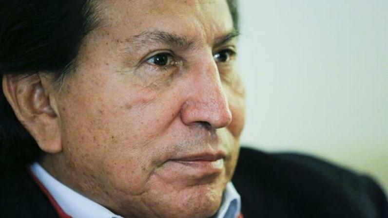 Representante de la Fiscalía estará en audiencia de Alejandro Toledo
