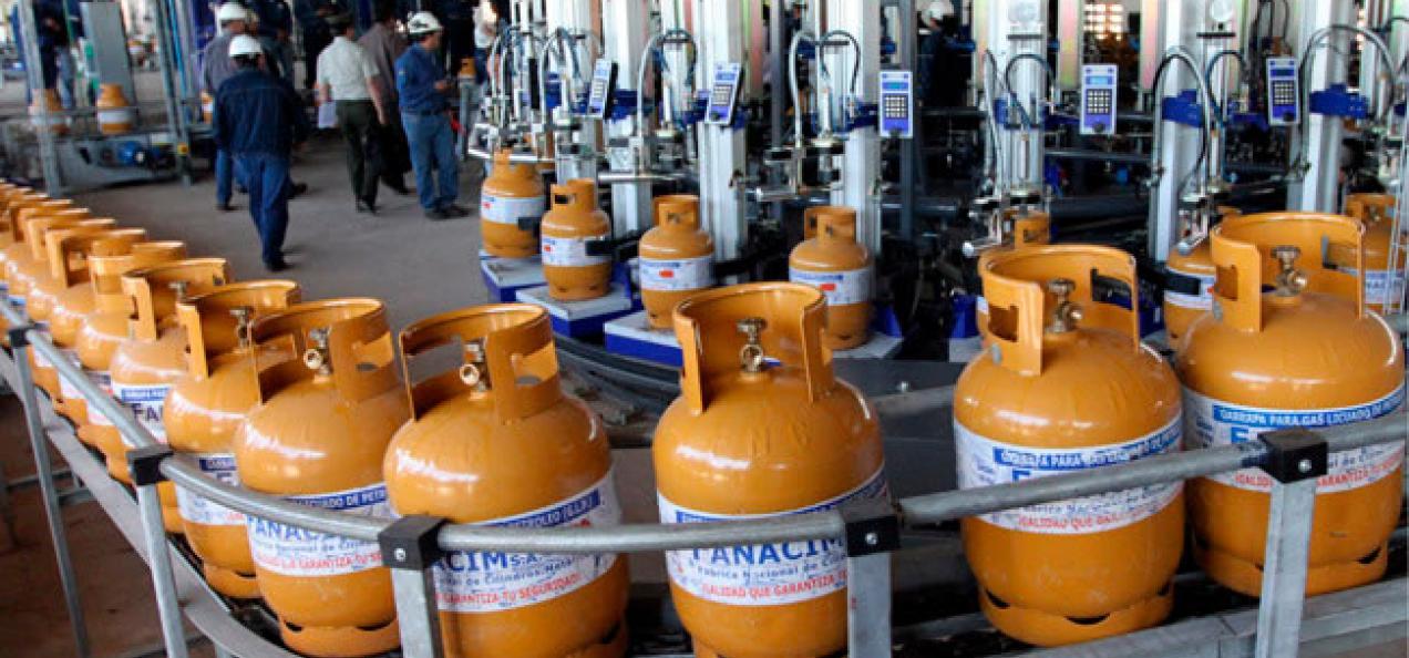 Abastecimiento De Gas Licuado De Petr Leo En Lima Est