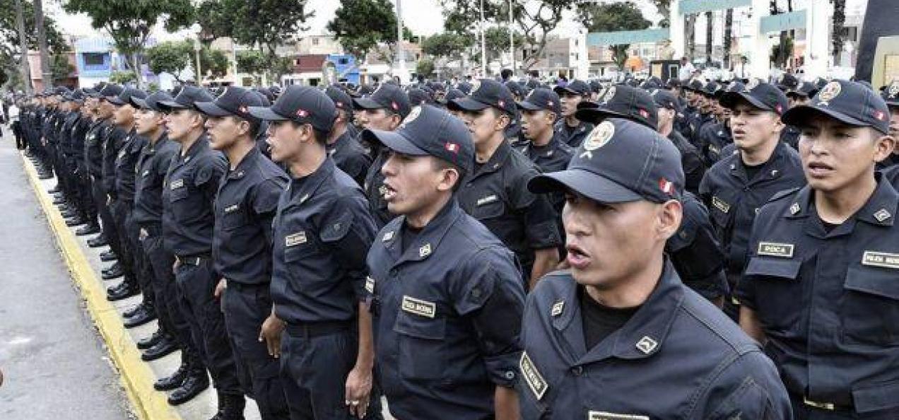 Poder ejecutivo dispone pago de cts a personal policial for Pago ministerio del interior
