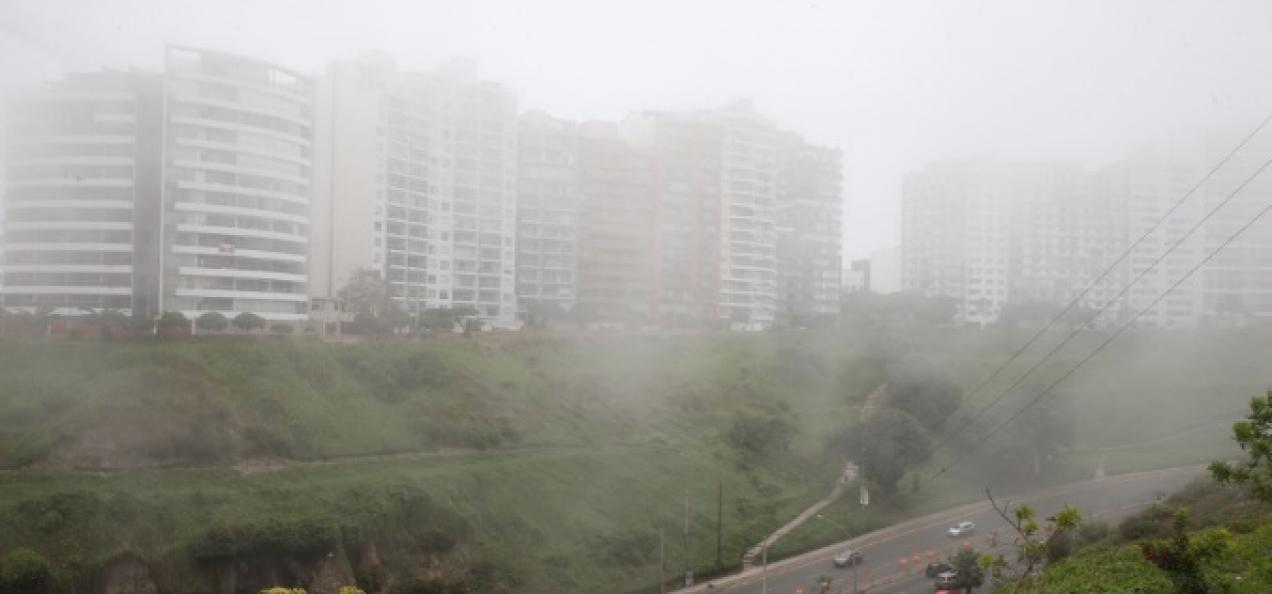 Senamhi neblina y humedad que present hoy lima se - Soluciones para paredes con humedad ...