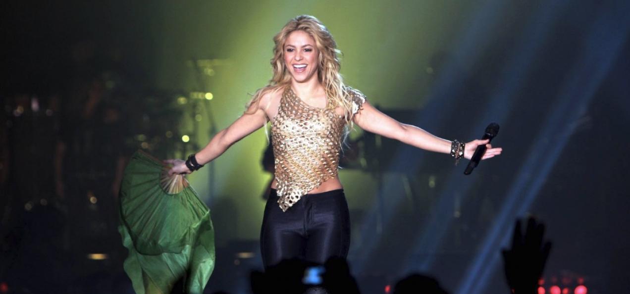 Shakira El Dorado Tour Las Vegas