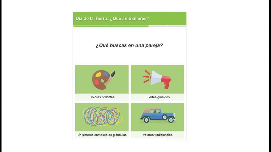 Día de la Tierra: divertido doodle de Google te ayuda a descubrir ...