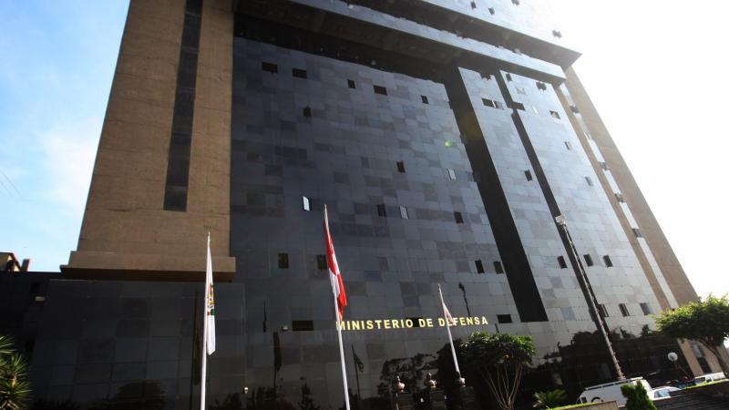 Ministerio de Defensa rechaza mención de presidente del Congreso a Fuerzas Armadas