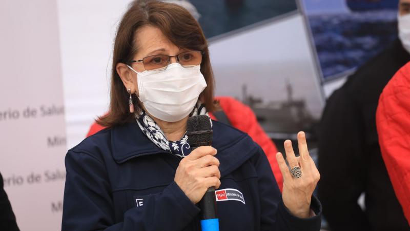 Perú confirma el primer caso de la variante británica del coronavirus