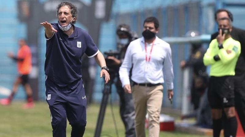 Extécnico de Alianza Lima, Mario Salas, dirigirá a club en Egipto