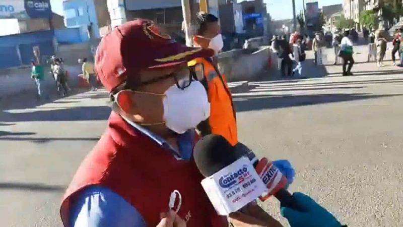Alcalde de Arequipa invoca a la población evitar salir para no ...