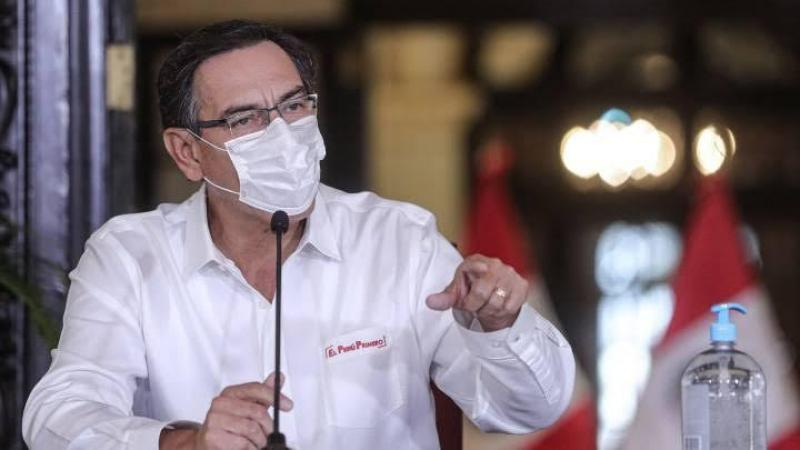 Perú extiende la cuarentena por el coronavirus hasta el 30 de junio