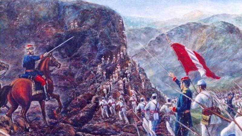 Batalla De Tarapaca Hoy Se Recuerda Esta Victoriosa Gesta En La Guerra Del Pacifico Nacional