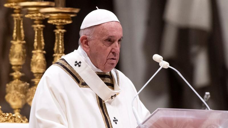 Preocupación por un caso de coronavirus en el entorno del papa Francisco