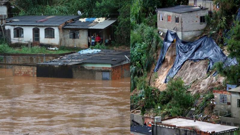Resultado de imagen para Al menos 53 muertos Brasil