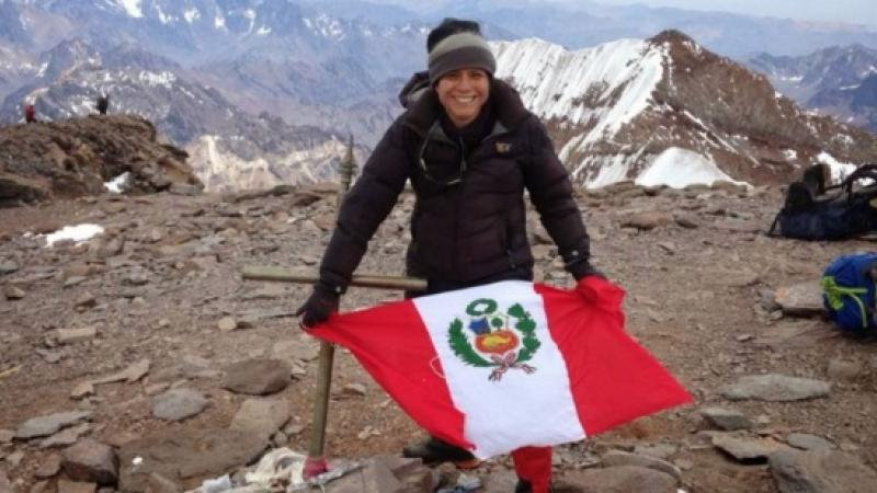 Asia: Silvia Vásquez-Lavado es la primera peruana en llegar a la cima del Everest | Nacional