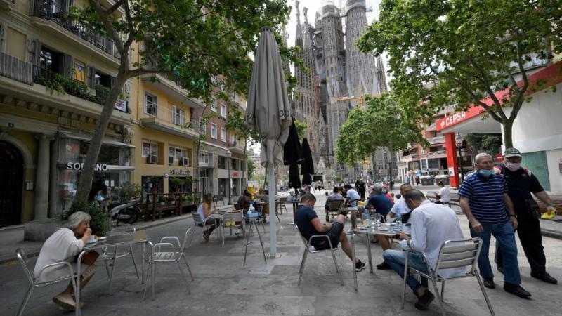 El turismo mundial cayó un 97% en abril