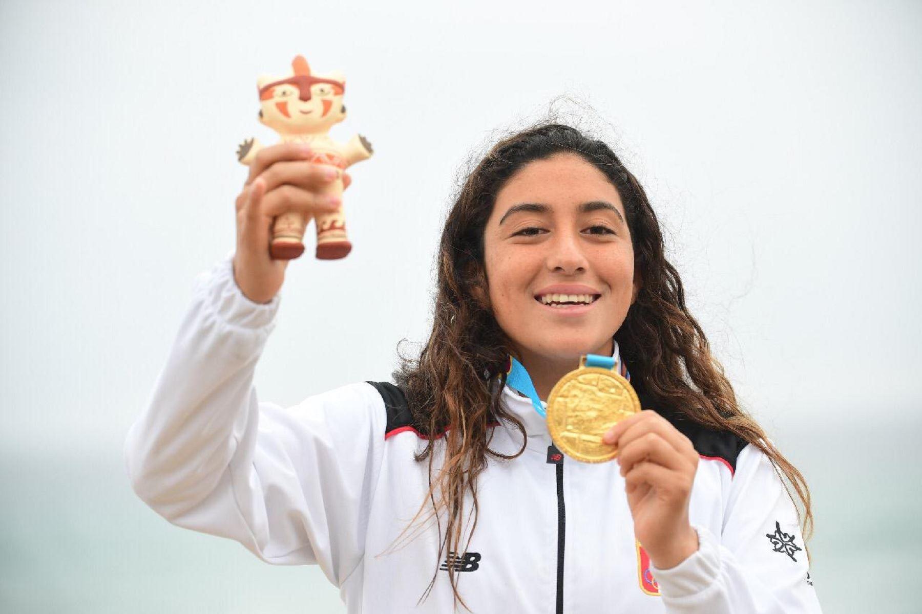 Nominan a mejor deportista de América a Tablista peruana Daniella Rosas - Radio Nacional del Perú